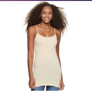 Authentic American Heritage seamless camisole